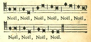 Noël (Ballard, 1700)