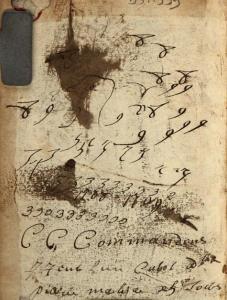 Drouaux - mentions manuscrites 1