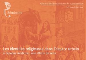 Dynamiques religieuses dans l'Europe des XIVe-XVIIIe siècles (Orléans, 5 juin 2015)