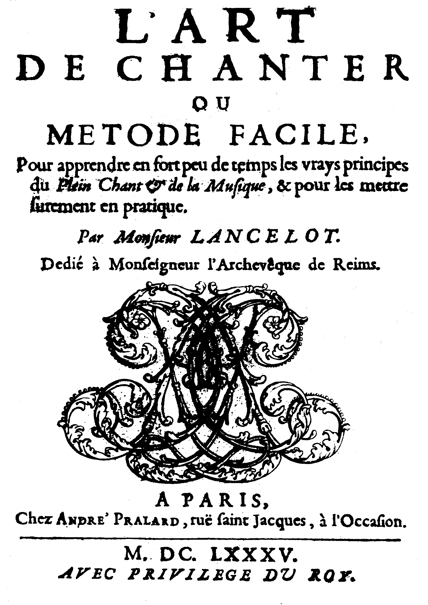 Lancelottitre