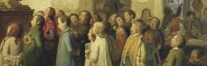 Chanter la lecture (séminaire de l'axe 4 du projet Cantus Scholarum)