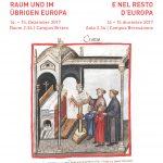 Musica a Scuola nel Tirolo storico e nel resto d'Europa (journées d'étude – Bressanone, décembre 2017)